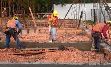 contrucción de obras civiles